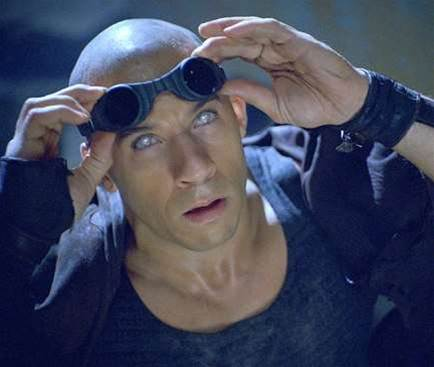 New Riddick 'hunting' trailer