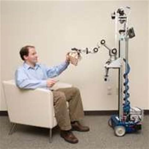 Boffins send medical robot on Fantastic Voyage