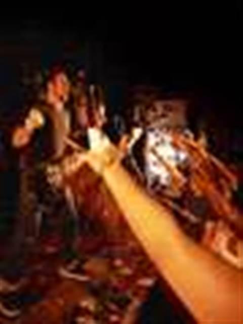 Virtual rock band tackles back pain