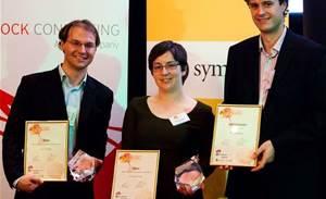 Crozier wins Lizzie for Australia's best tech news journalist
