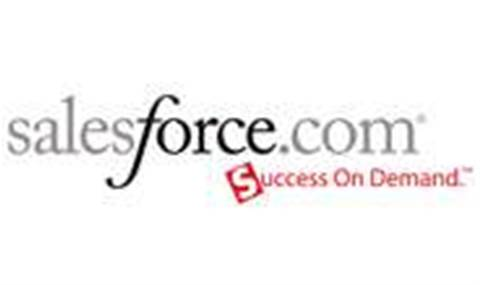 Salesforce cosies up to Google