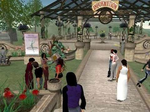 Second Life to host virtual career fair