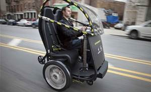 Segway moves into automotive industry