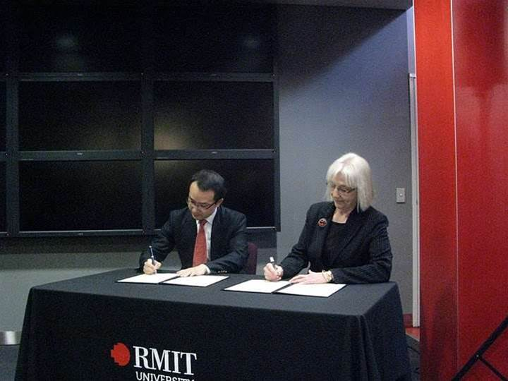 Huawei, RMIT to build network training centre