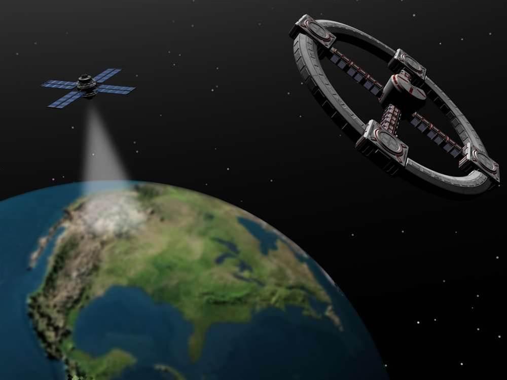 Space station pilots 'interplanetary internet'