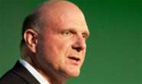 """Ballmer """"bets the company"""" on Azure"""