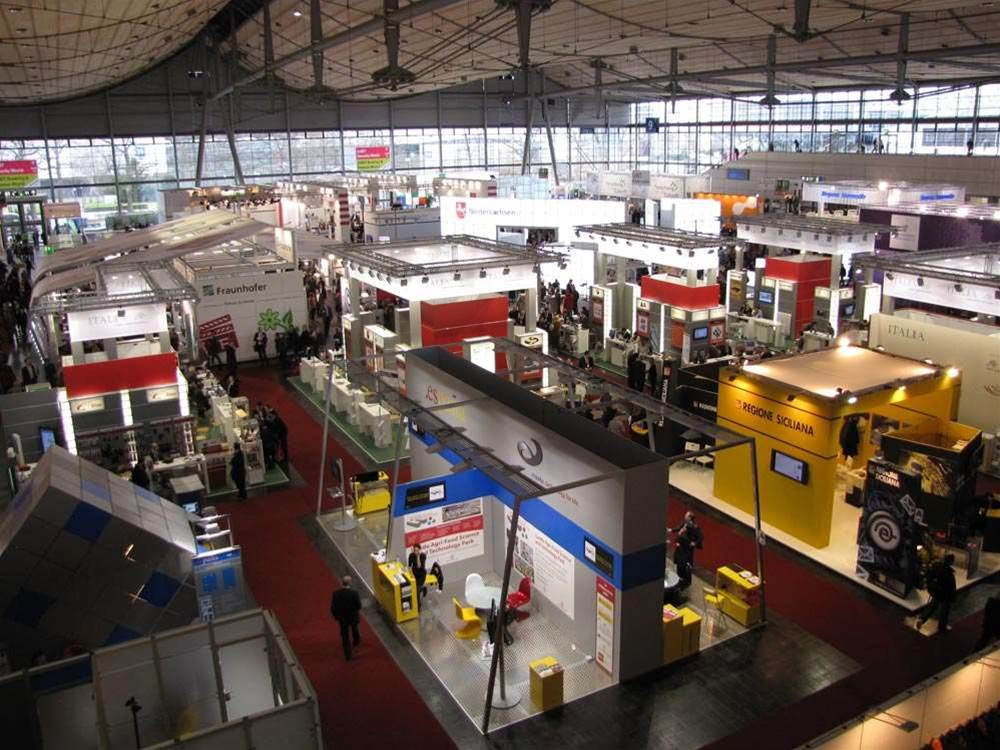 Photos: NICTA takes Australia back to CeBIT