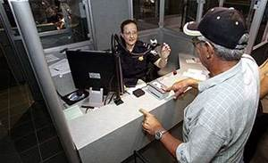 Homeland Security to scan fingerprints of travellers exiting the US