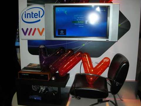 Intel switches on TV adapters in Viiv push