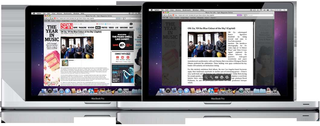 Apple releases Safari 5 for Mac and Windows