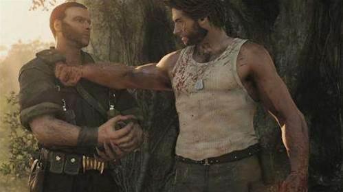 New Wolverine game trailer