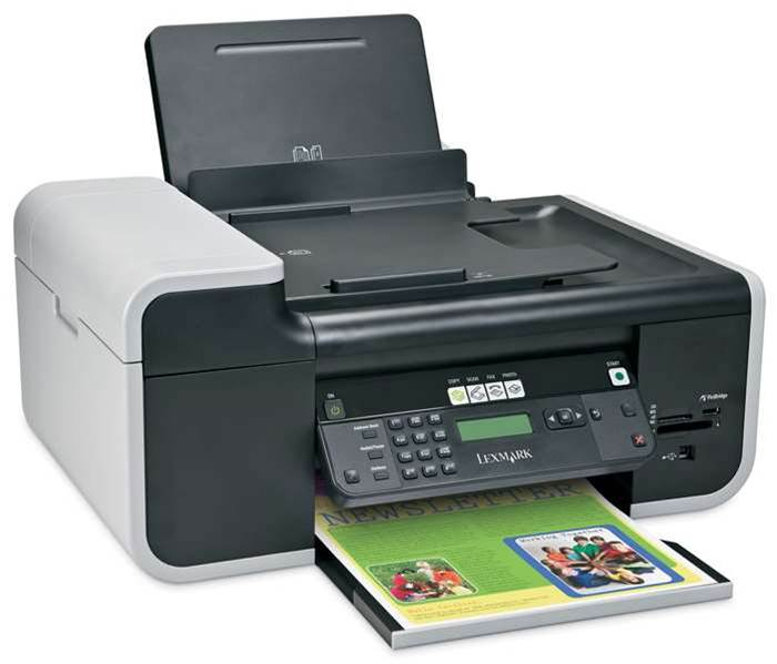 Lexmark X5650 all-in one promises wholesome family fun