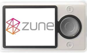 Microsoft Zune to take a bite out of Apple iPod