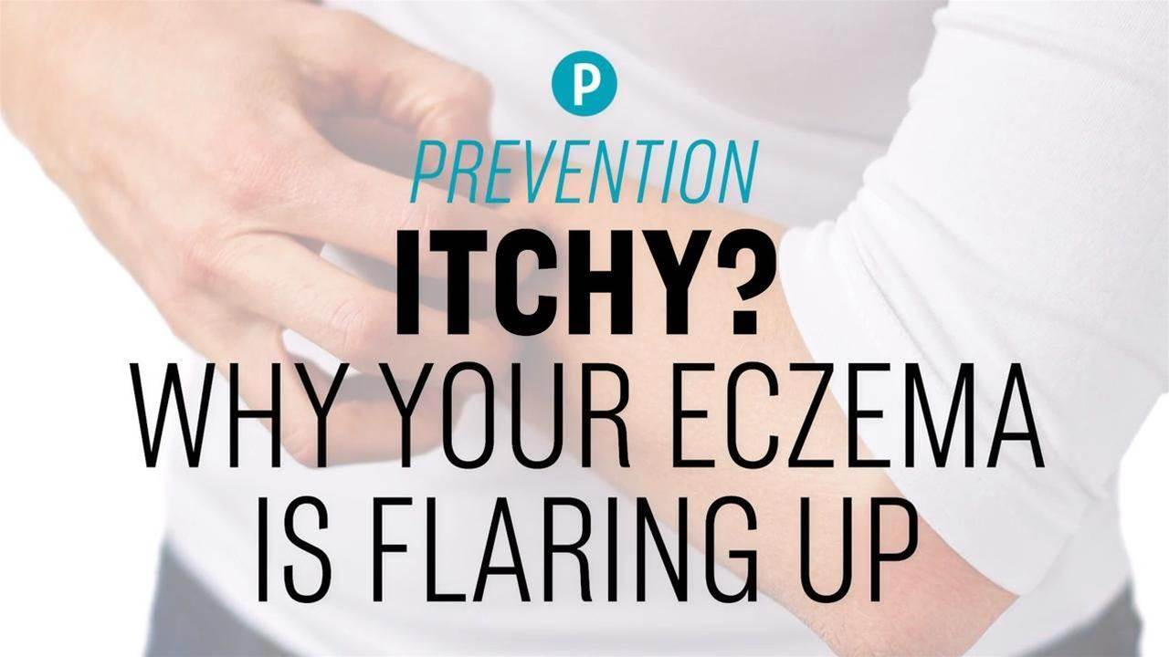 Itchy? Why Your Eczema is Flaring Up