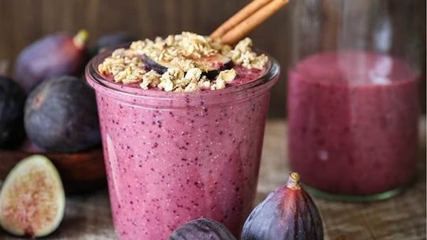 5 Colourful Smoothie Recipes