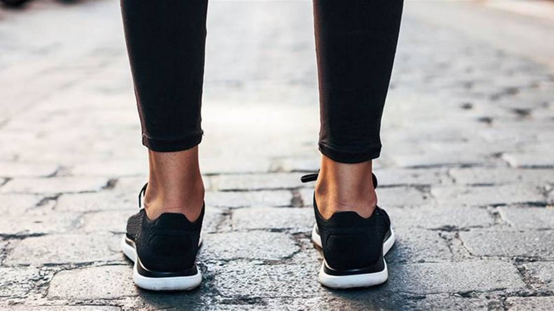 Turn your walk into a run