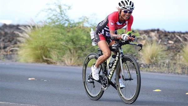 The Incredible Reason Why This 59-Year-Old Mom Trains For Ironman Races