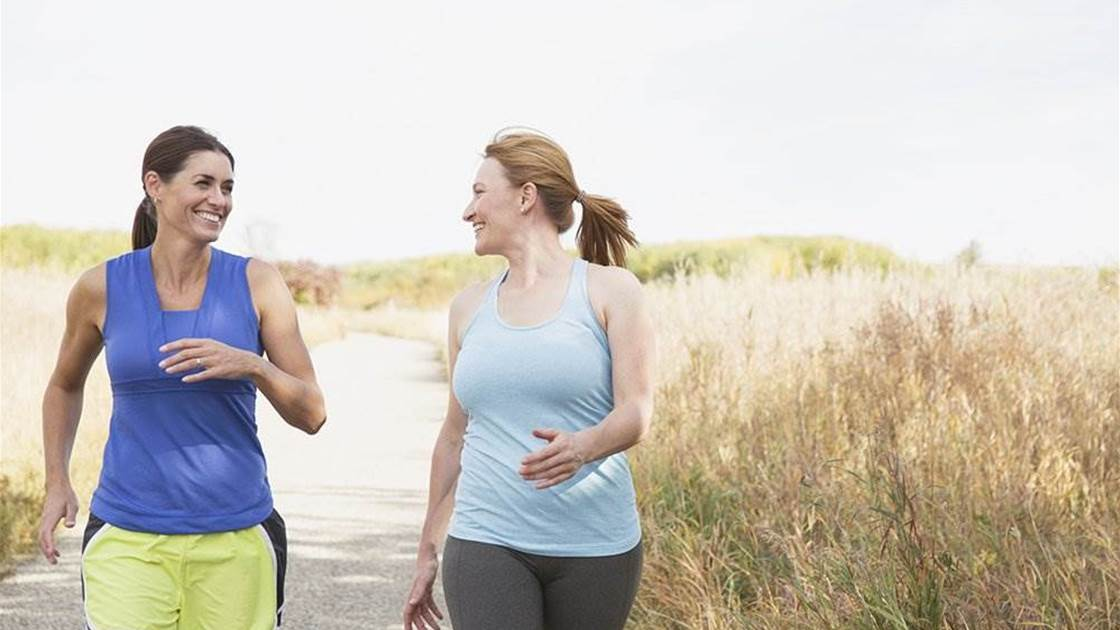 The Ultimate 3-Week Walking Plan For A Flatter Belly