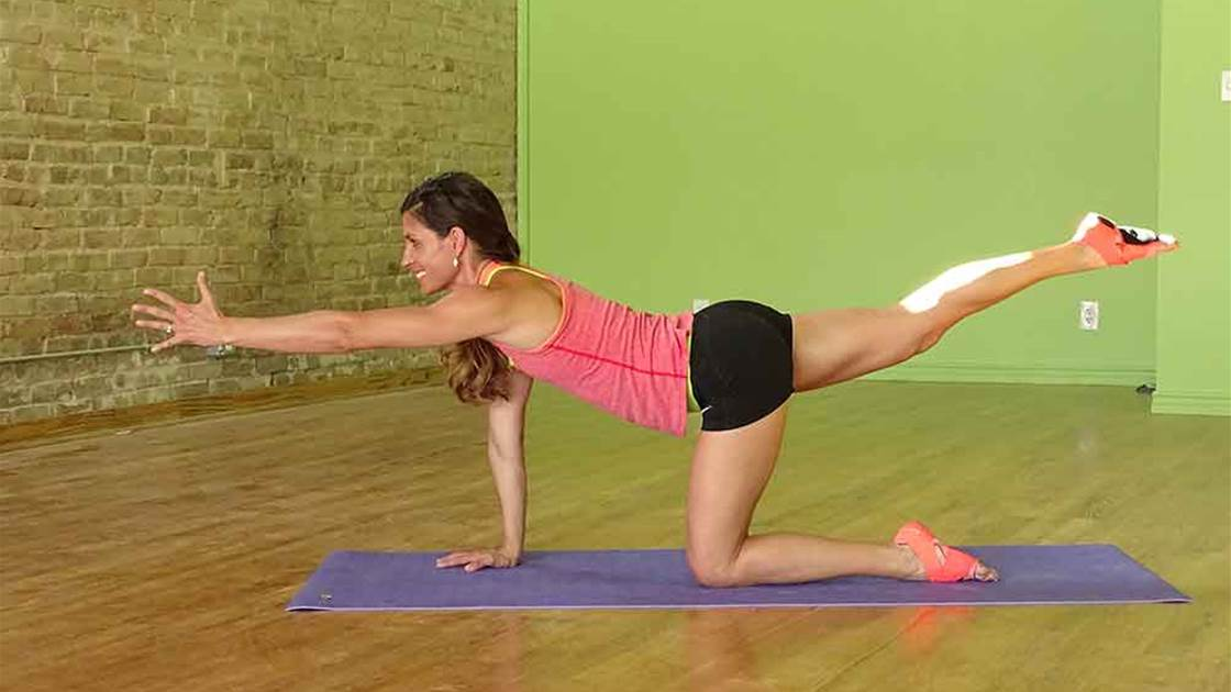 3 Exercises To Gently Strengthen Your Lower Back