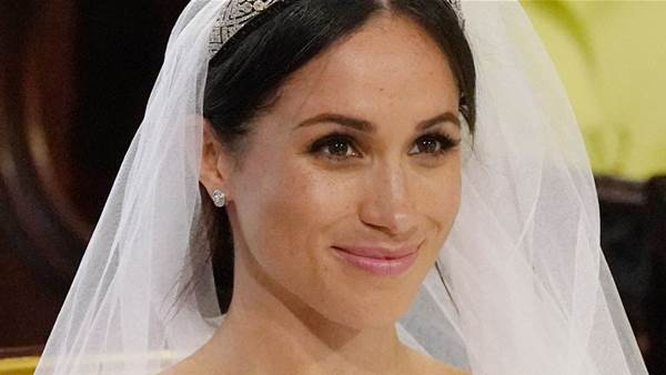 Meghan Markle's Wedding Day Makeup Let Her Natural Freckles Shine
