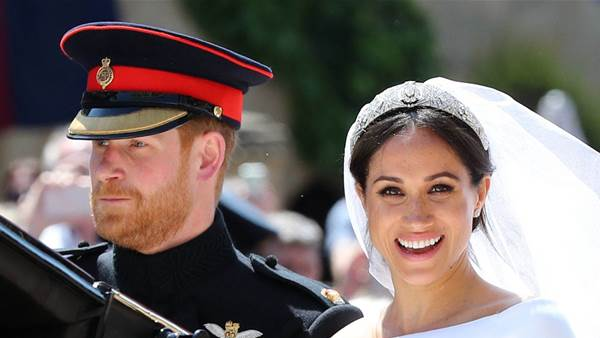 The Royal Wedding Menu Was Healthier Than You'd Expect