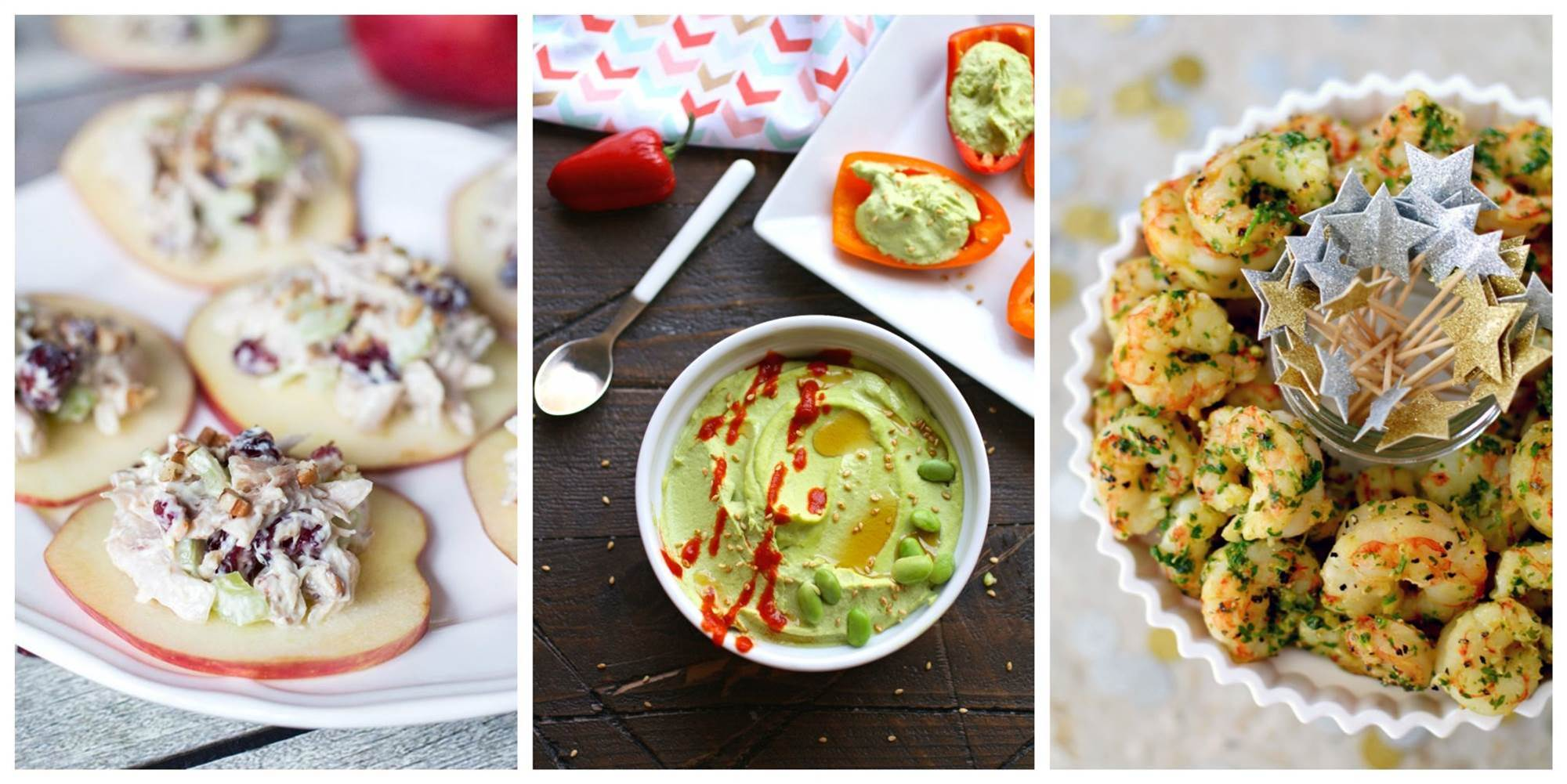 12 Healthy Appetisers That Are Delicious and Easy to Whip Up Fast