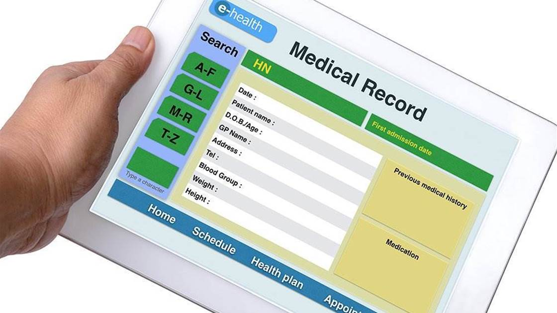 How To Keep Your Medical Records Organised