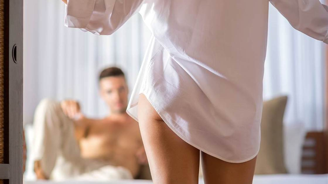 I Tried To Have Sex Twice A Day For A Week. Here's What Happened