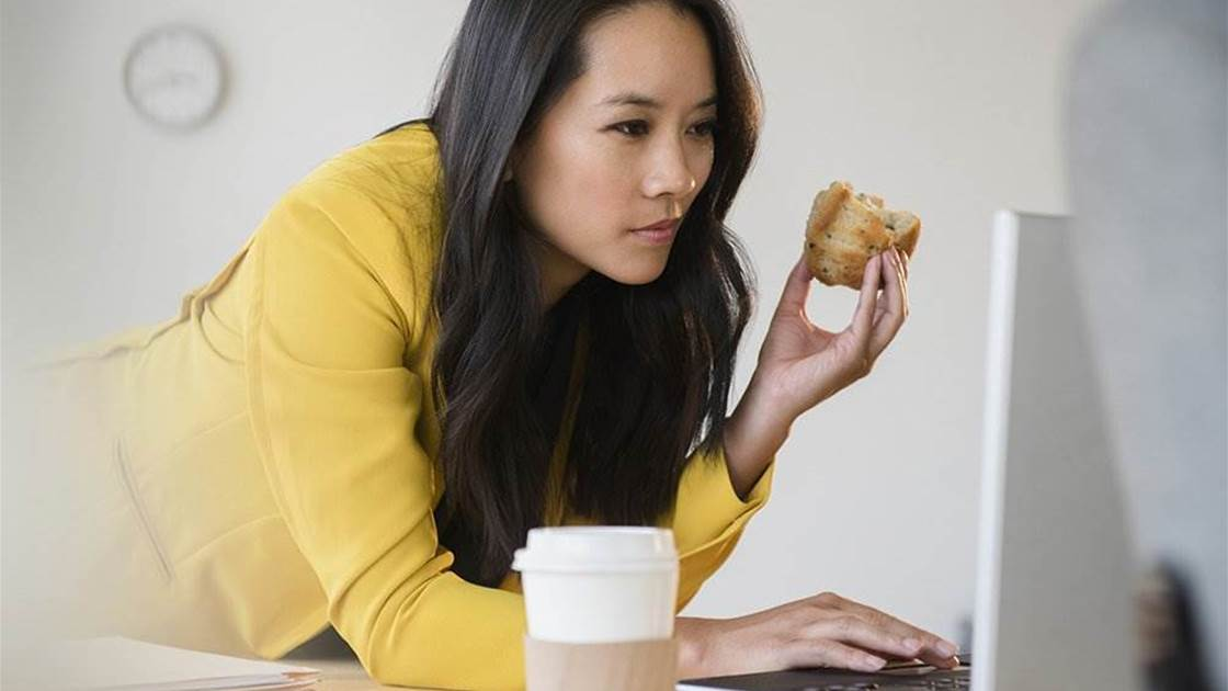 7 Weight Loss Mistakes You're Making At Work