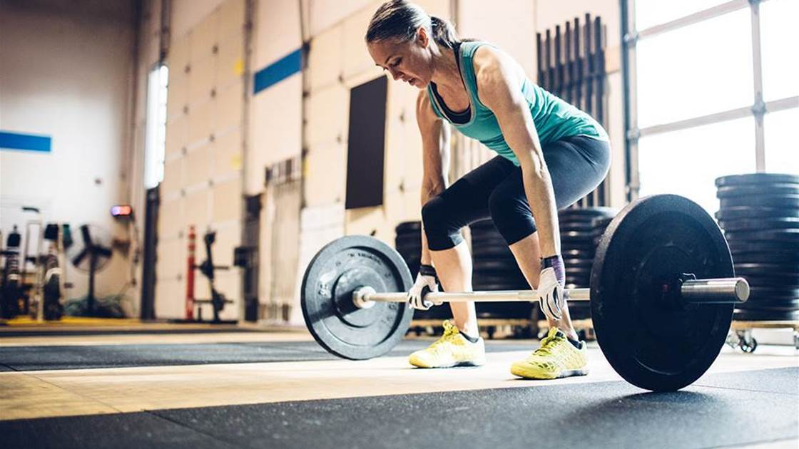5 Things You Need To Know About Lifting Weights After 40
