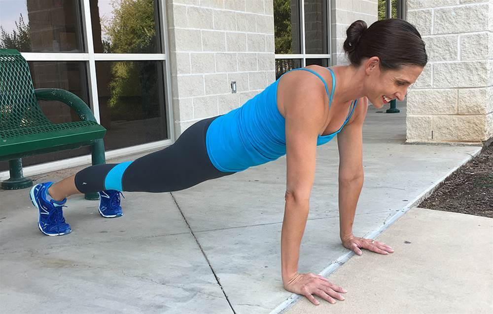 4 Burpee Alternatives—So You Never Have To Do A Burpee Again