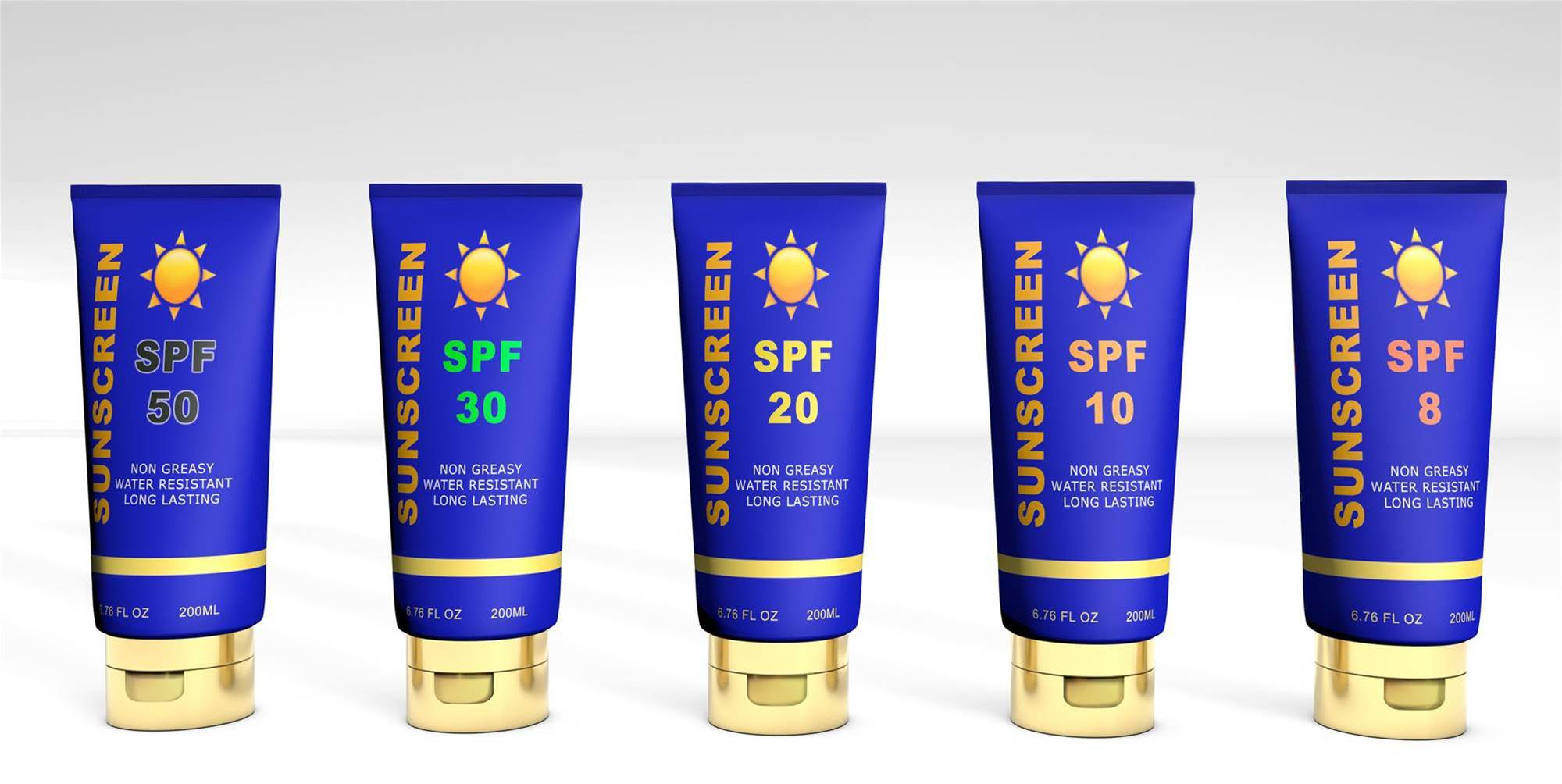 How High an SPF Does Your Sunscreen Actually Need?