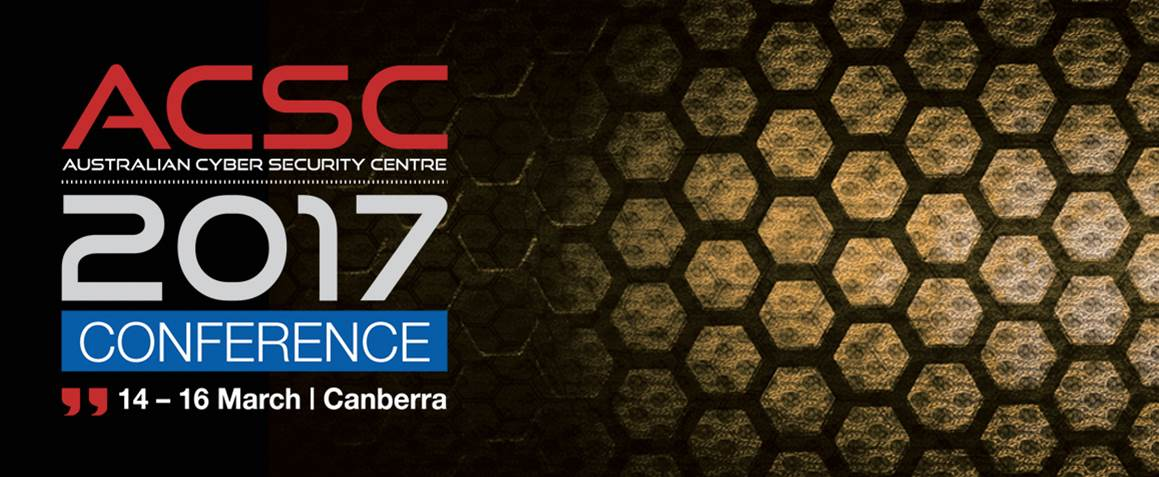Australian Cyber Security Centre Conference 2017
