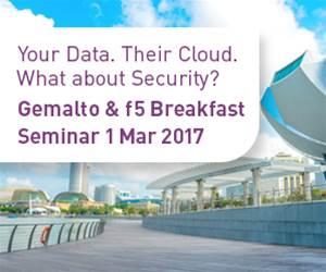 Gemalto & F5 Cloud Security Seminar, Sydney