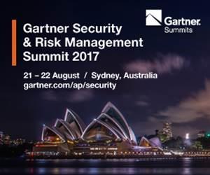 Gartner Security & Risk Management Summit