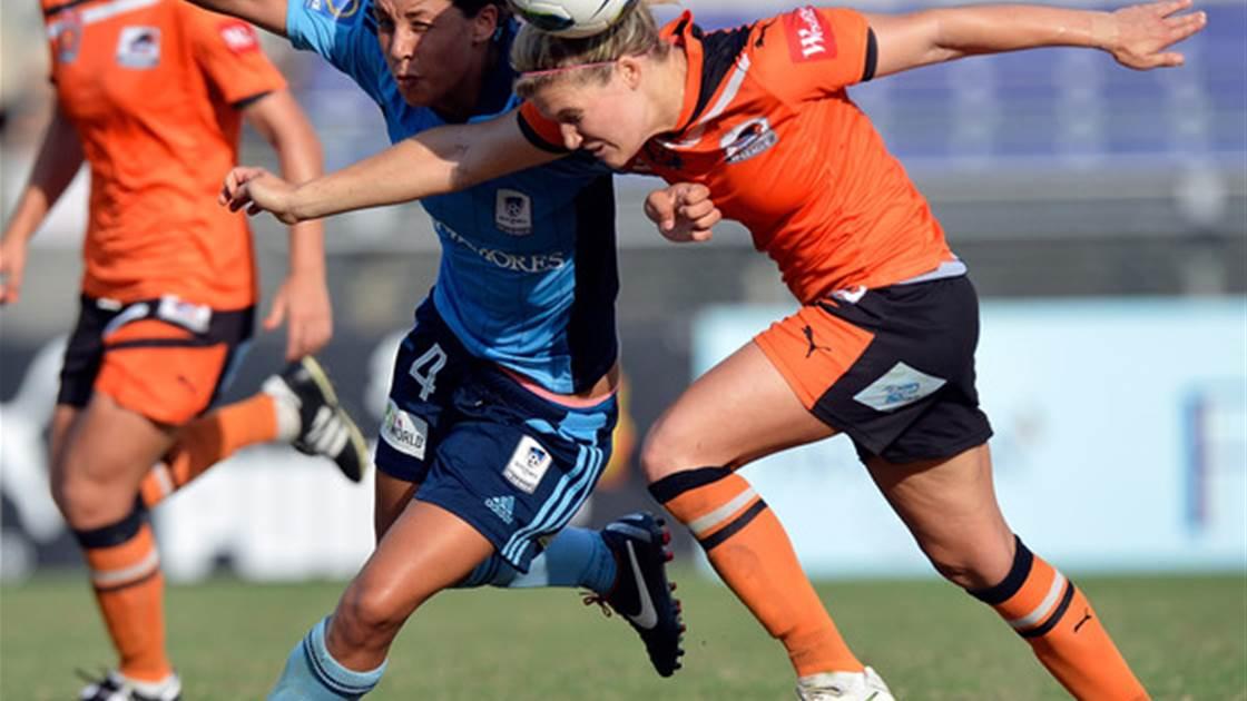 Round 6: Brisbane Roar v Sydney FC Preview - The Women's ...