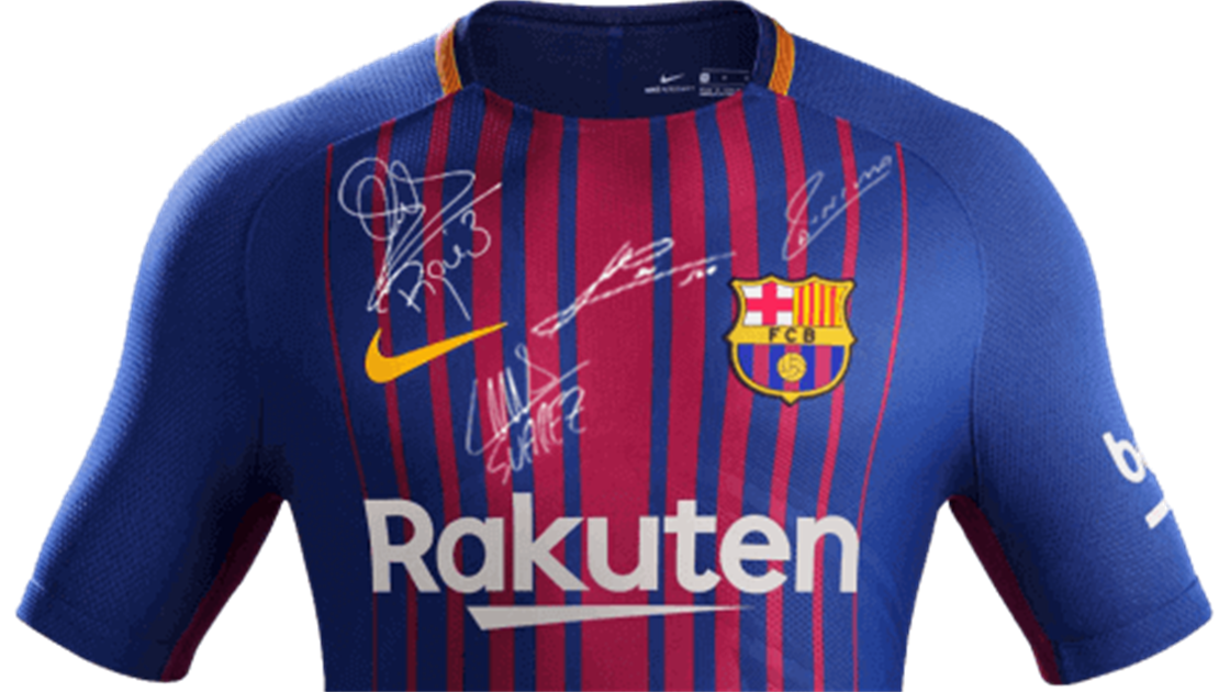 the latest 2f82b 78b6a Win a Signed FC Barcelona Jersey! - FTBL | The home of ...