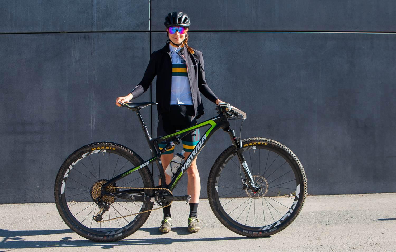 Australian XC Team bikes in Lenzerheide - Australian Mountain Bike