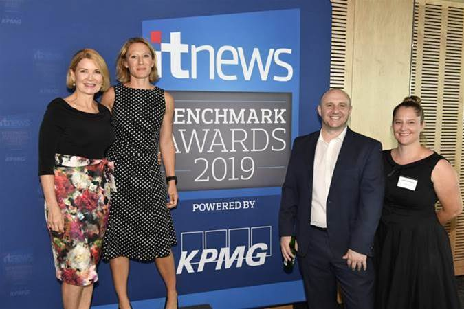The 2019 iTnews Benchmark Awards in pictures: Redux - Training