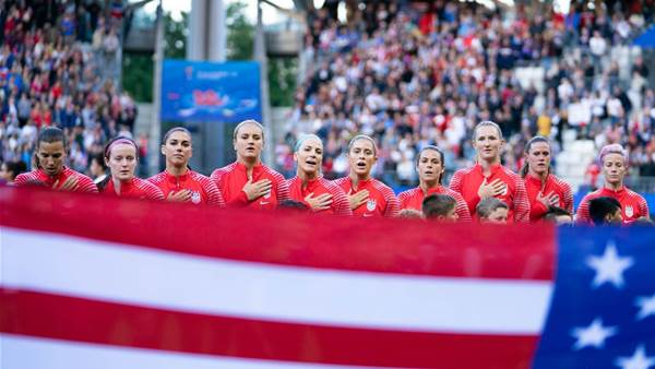 USA WNT - The Women's Game - Australia's Home of Women's