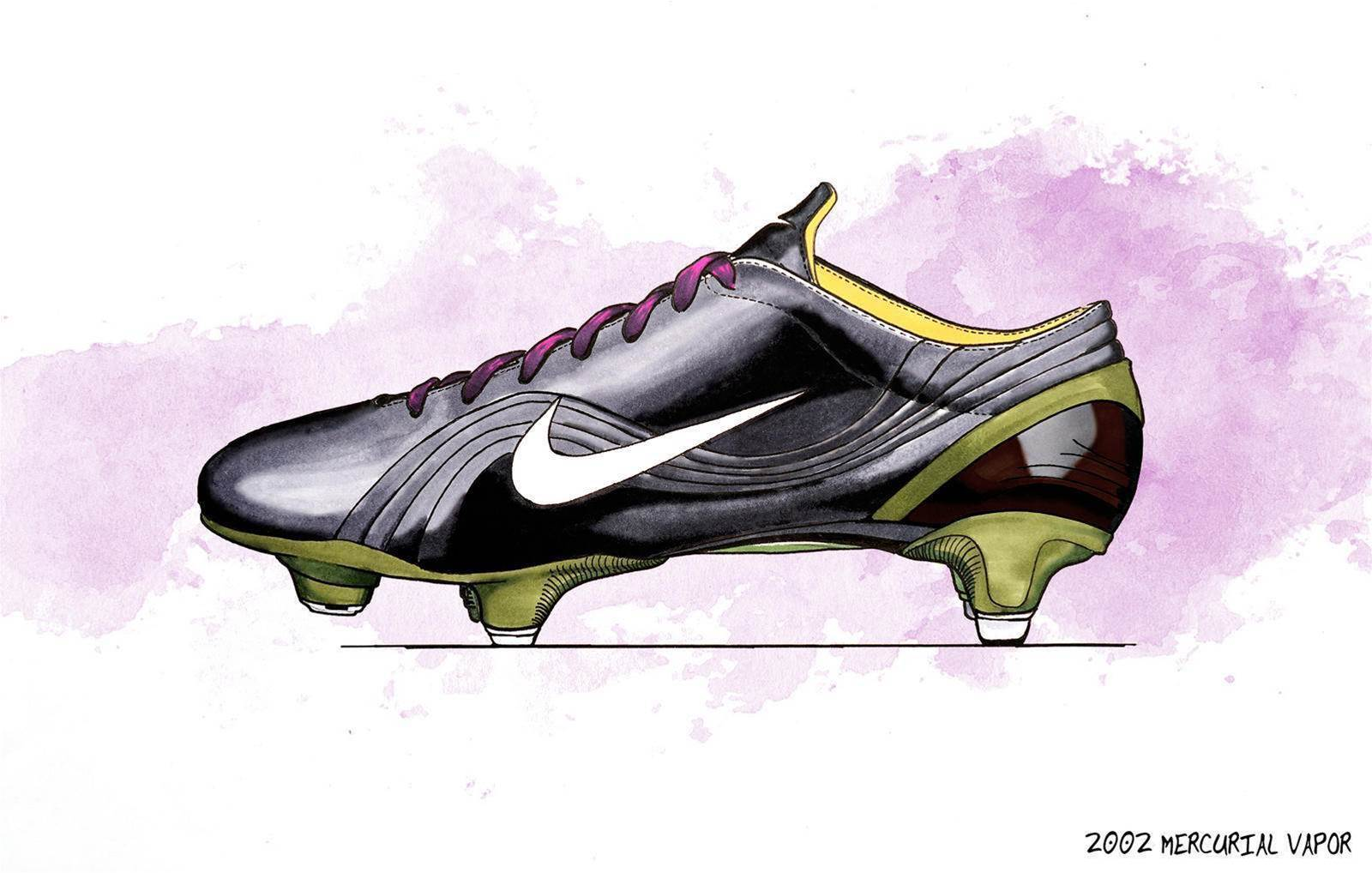 b986adeea5d History of the Nike Mercurial - Boots - FTBL