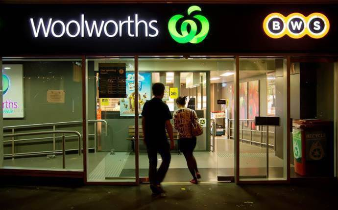 Woolworths Blames It Upgrade For Major Outage