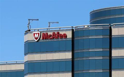 McAfee re-enters mobile security market - Mobility