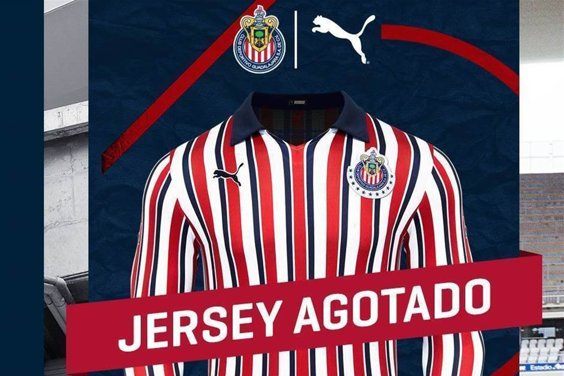 premium selection d50db 9a39c Puma release Chivas 2018 Club World Cup kit - Gear - FTBL Life