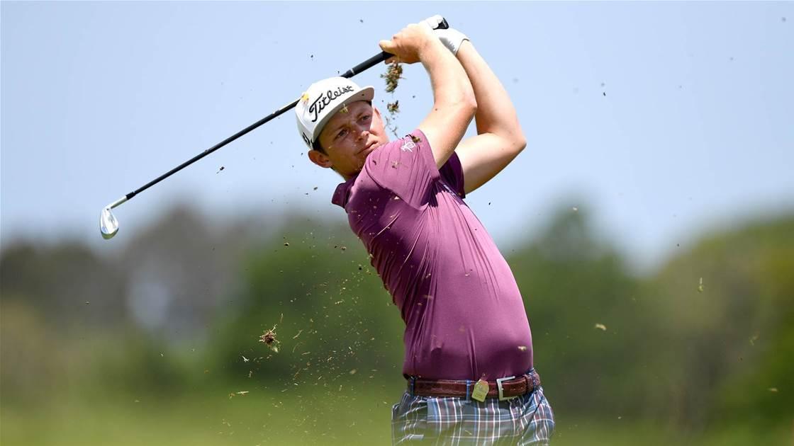 Cam Smith atop promoter's dream leaderboard - Golf Australia