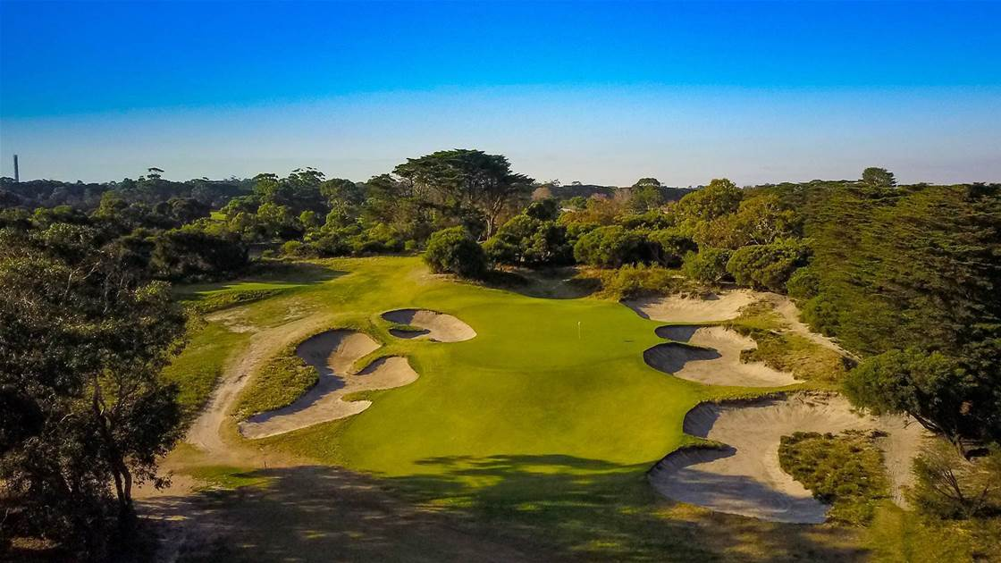 Image result for royal melbourne golf club
