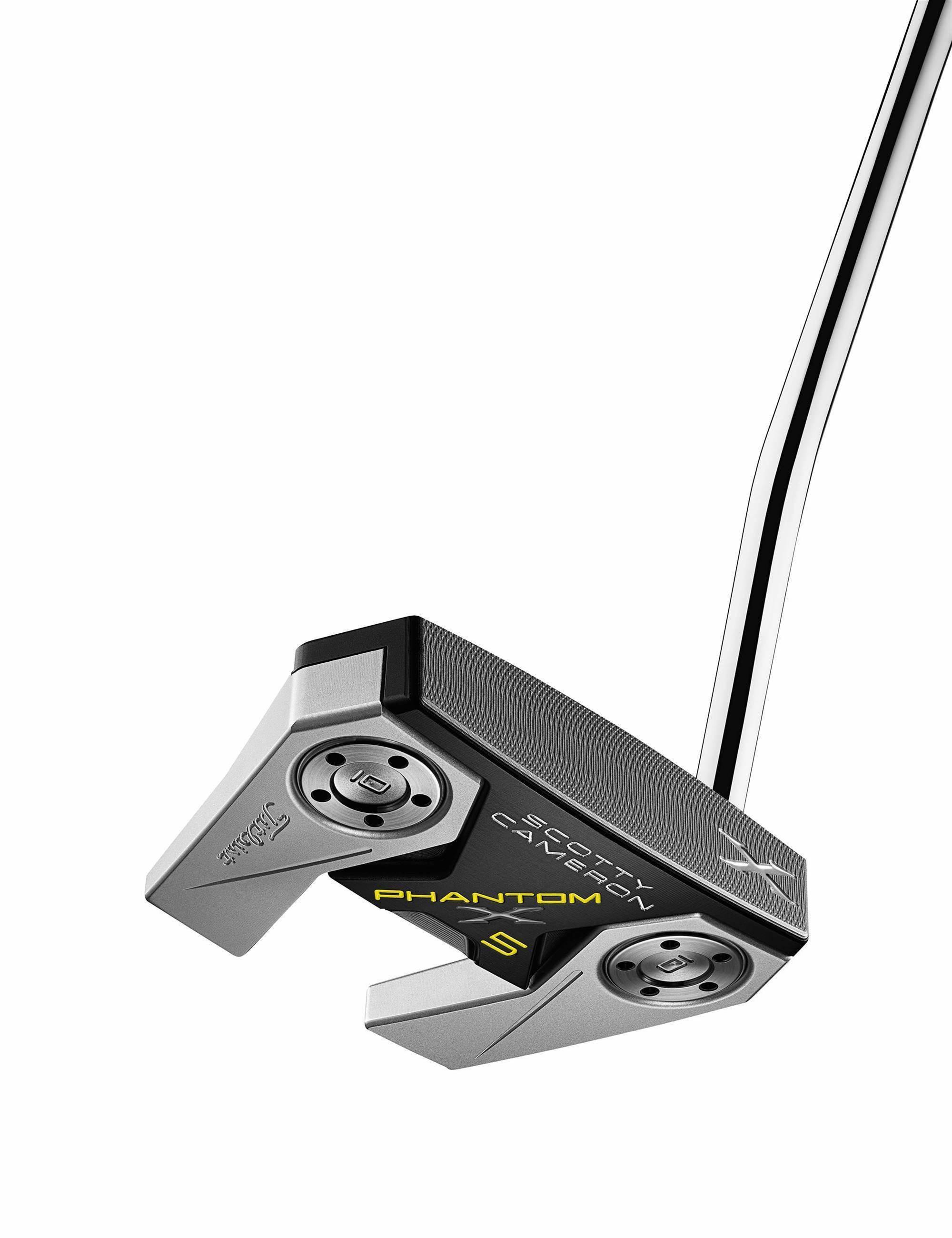 New Scotty Cameron Phantom X Putters - Golf Australia Magazine