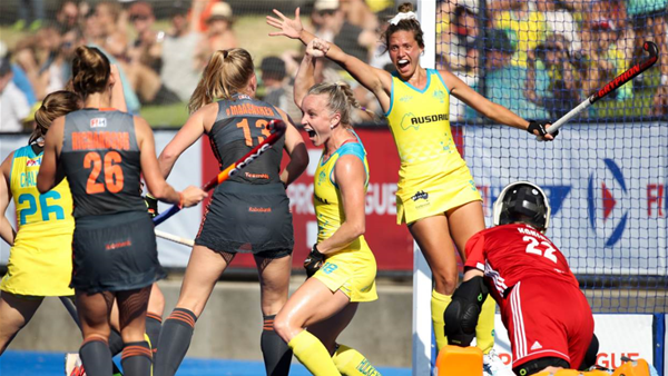 Hockey Australia - Author Profile - Inside Sport - The Women's Game