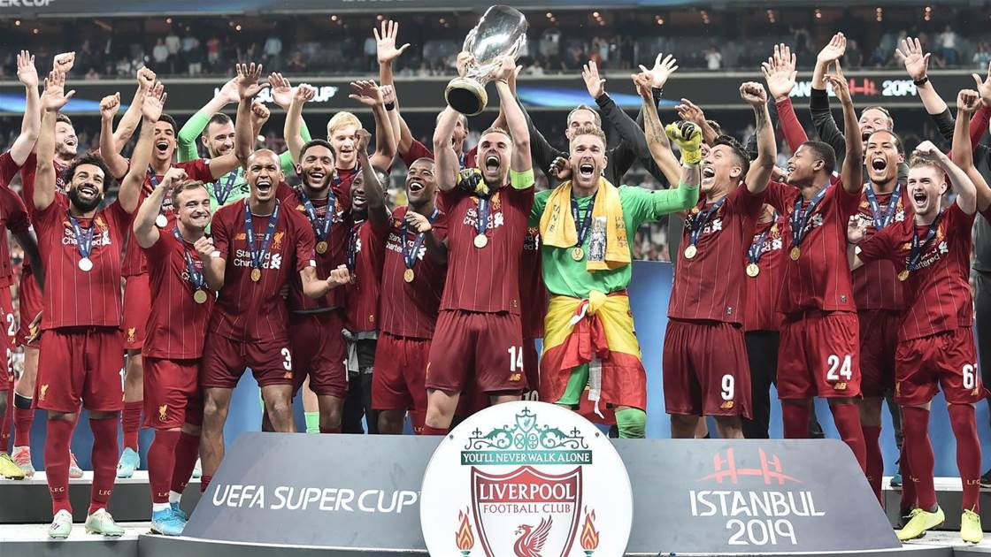 Adrian the hero as Liverpool win Super Cup - FTBL | The home