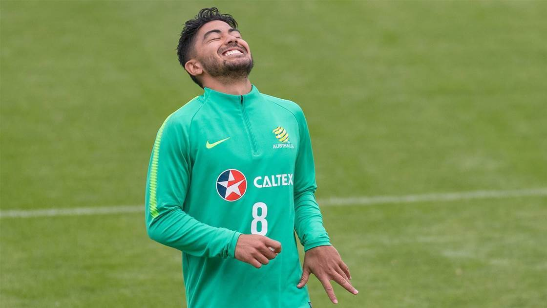 Socceroo's deadline day switch - FTBL | The home of football